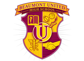 Beaumont United Crest