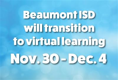 Virtual Learning Nov 30-Dec 4