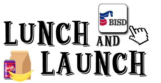 Lunch and Launch Logo