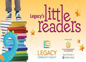 Legacy's Little Readers