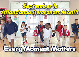 District Stresses the Importance of Attendance