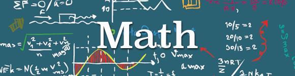 Image result for math header