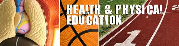Health and PE Header