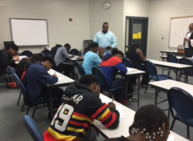 Ozen Students Focus on College and Career Readiness