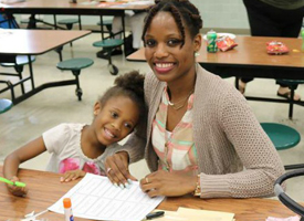 Parents Learn the Importance of Kindergarten Transition