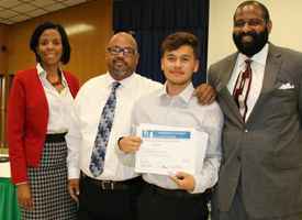 Taylor Career Center Holds Student Awards Ceremony