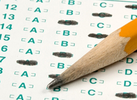 Accessing Student Test Scores