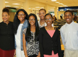 Central Interact Club Officers