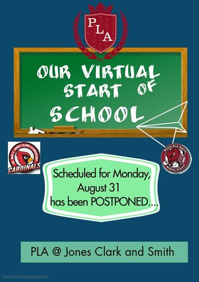 School Virtual Start Postponed Due to Hurricane Impact