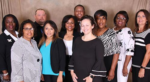 Human Resources Group Shot
